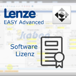 EASY Advanced Lenze Software Lizenz