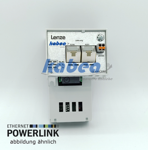 E84AYCECV POWERLINK Kommunikationsmodul