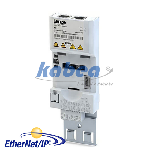 Lenze i550 Control Unit Standard I/O mit EtherNet/IP