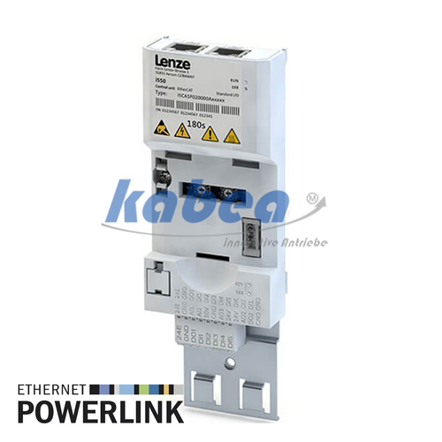 Lenze i550 Control Unit Standard I/O mit POWERLINK
